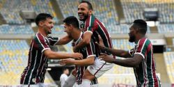 Fluminense bate Botafogo e se classifica para as semifinais da Taça Guanabara